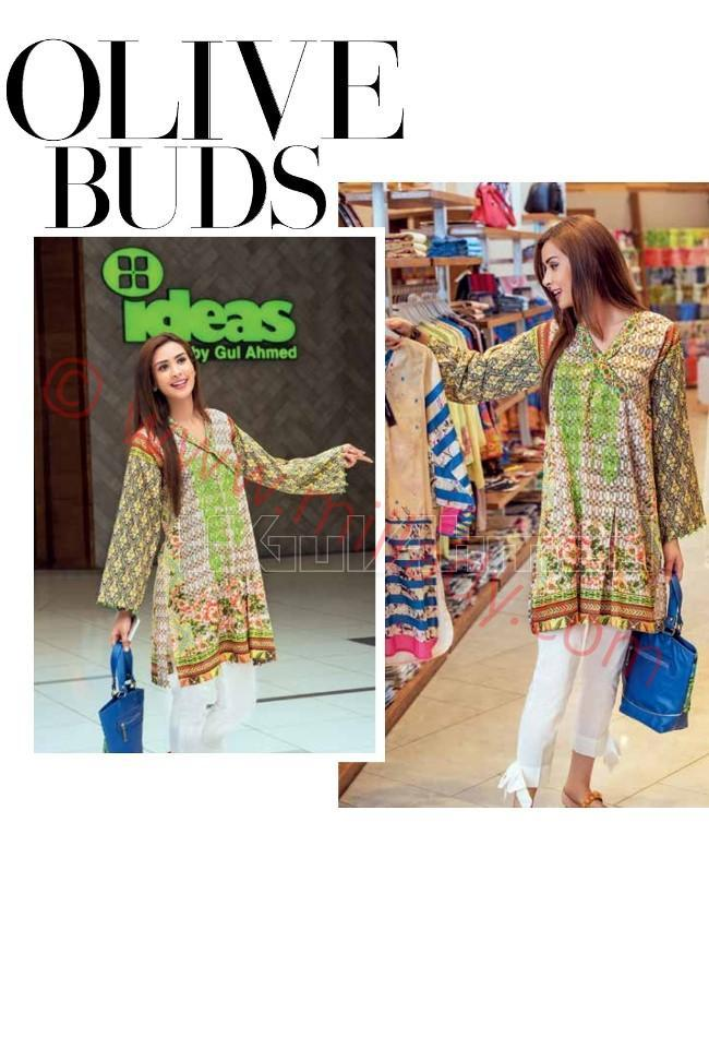Gul Ahmed Pre-Fall suit SCE-25A