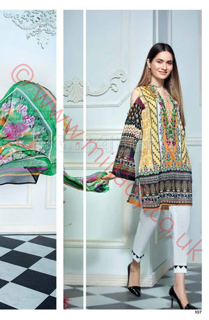 Gul Ahmed Premium Summer suit C512