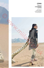 Gul Ahmed Summer 2018 suit CPM1