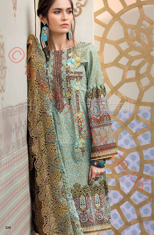 Gul Ahmed Summer 2018 suit CT236