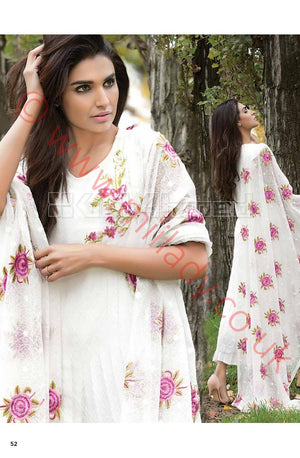 Gul Ahmed Summer 2018 suit PM210