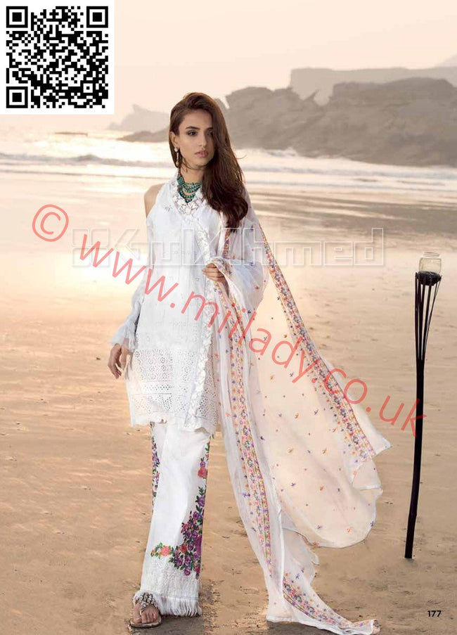 Gul Ahmed Summer 2018 lawn suit PM229