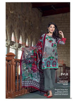 Gul Ahmed Winter 2017 Suit BVL8