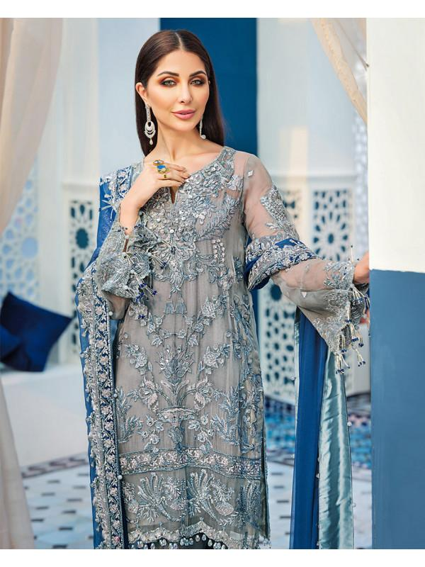 Gulaal Adila Formal suit Tangier (GA-04)