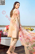 Iznik Chinon Luxury lawn 2018  suit SPINEL
