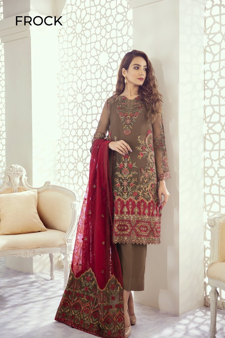 Iznik Imperial Dreams 2020 suit Garnet Ash (Id-08)