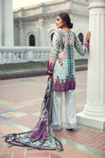 IRIS Summer Lawn Collection 2019 suit Nora