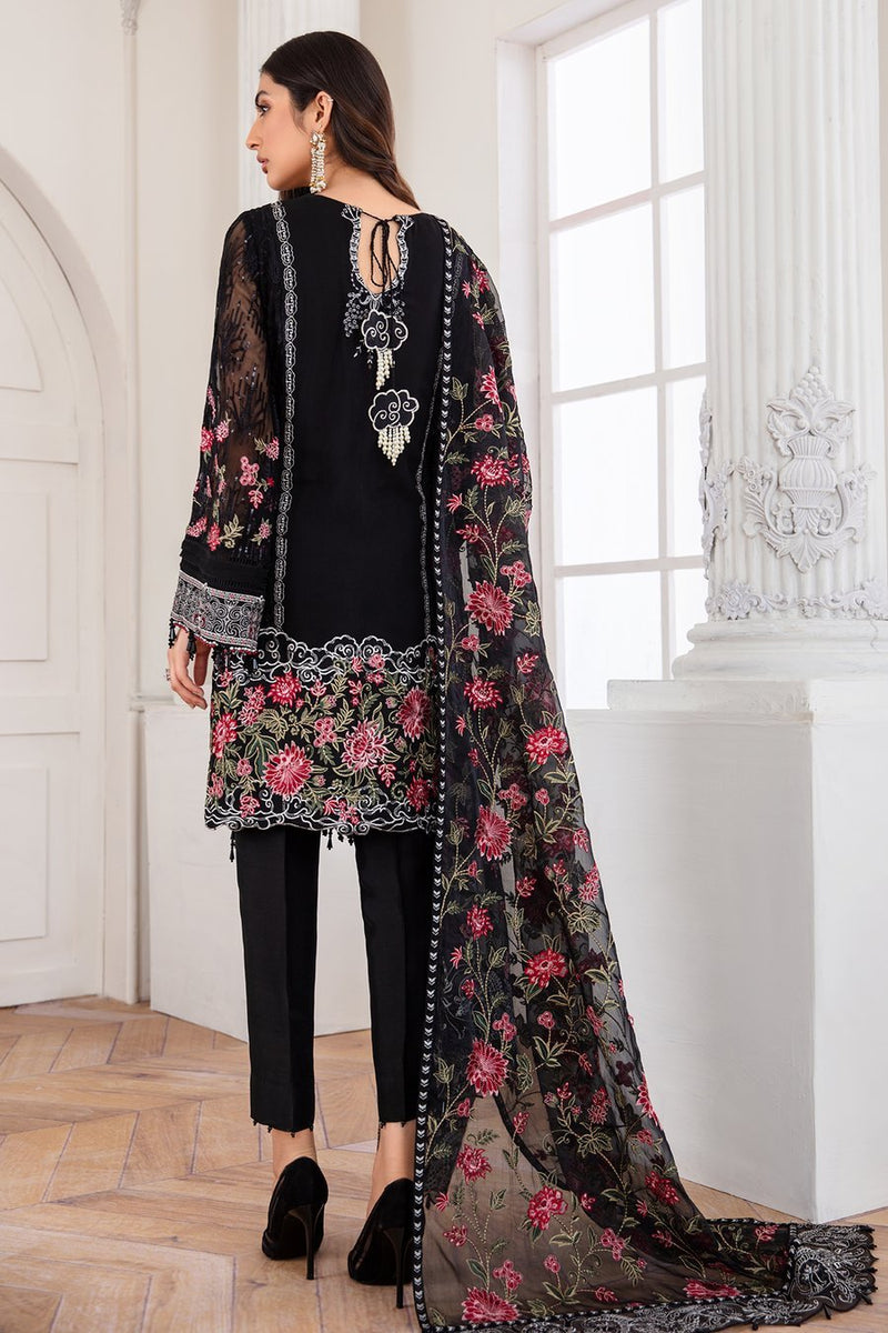 Jazmin Mahpare Luxury Collection 2020 suit Mehlika