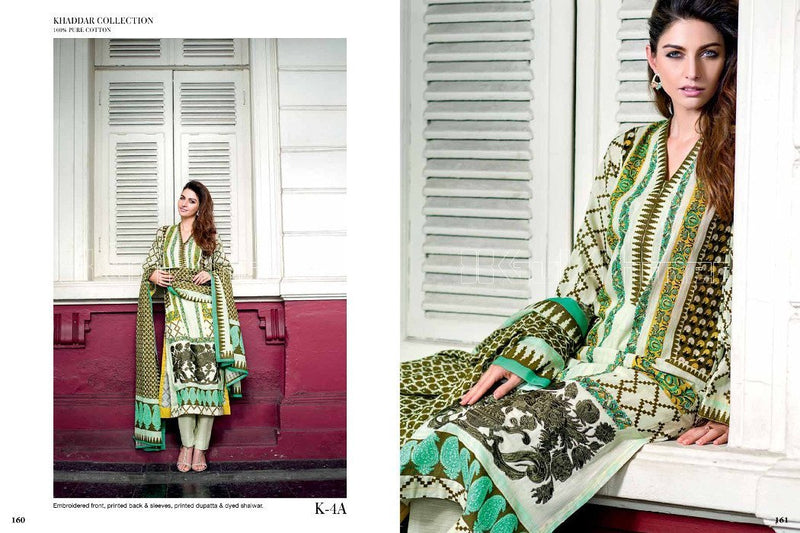 Gul Ahmed Winter/Fall suit K-4A - Pakeeza-Boutique