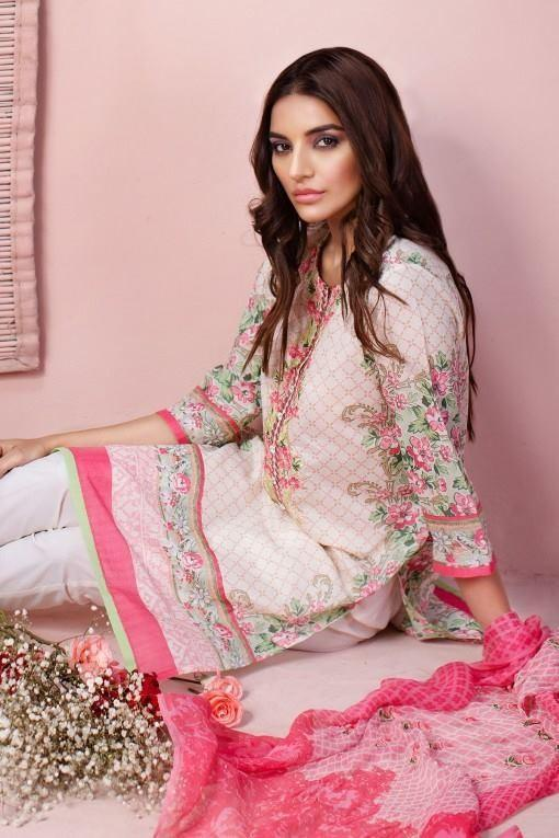 Khaadi Spring Lawn  suit F16101
