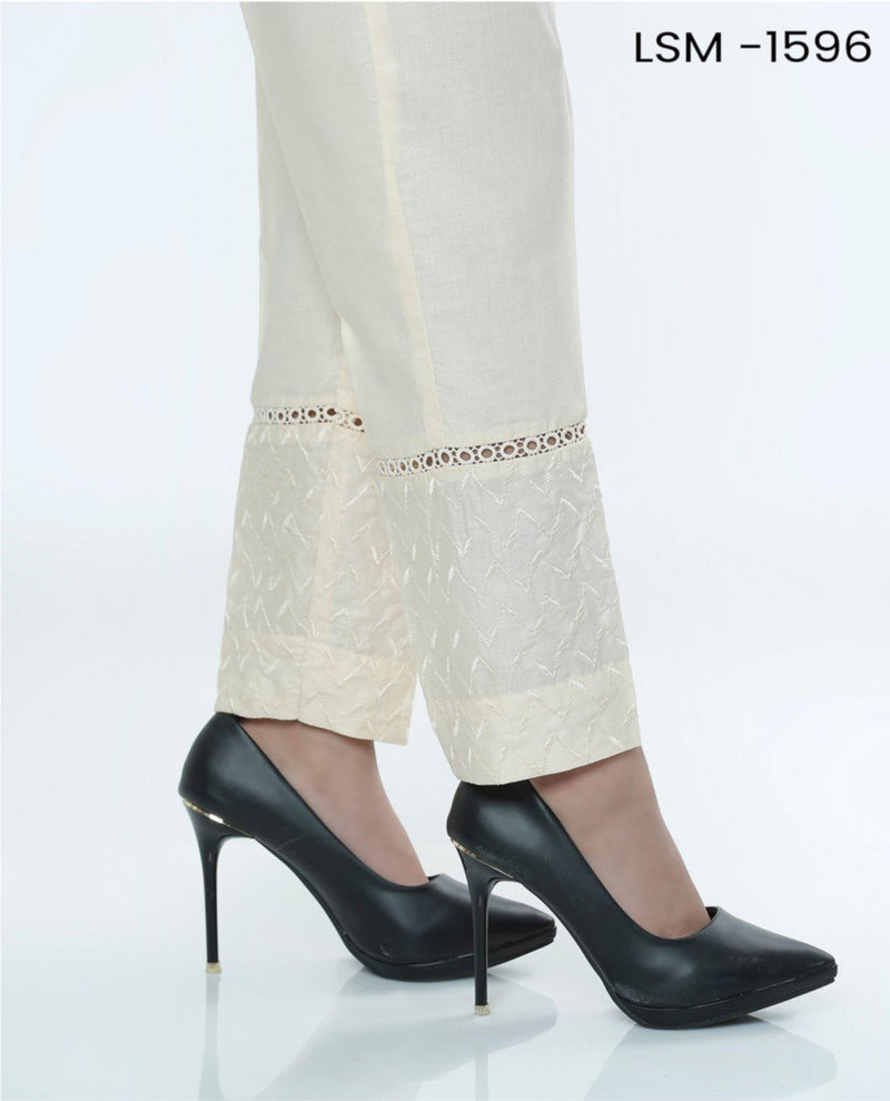 Lakhany Stitched Trouser LSM-1596