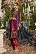 Maria B MBROIDERED 2019 suit BD-1605