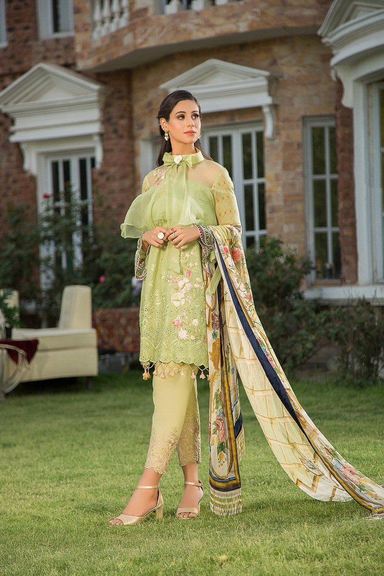 Maryam Rajput Festive Collection 2019 suit VENUS