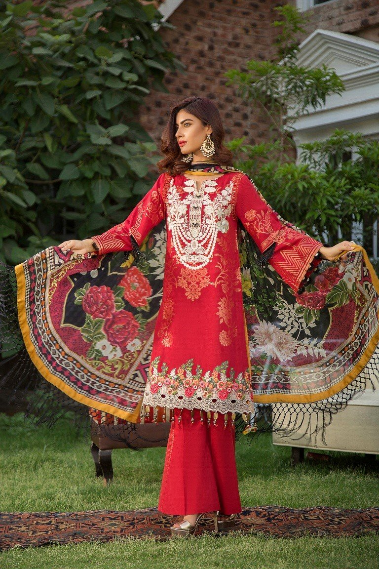 Maryam Rajput Festive Collection 2019 suit IMPERIAL