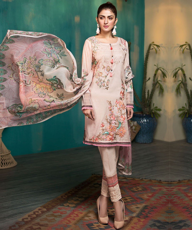 Arena by Mohagni Summer Lawn 2019 suit AR-05
