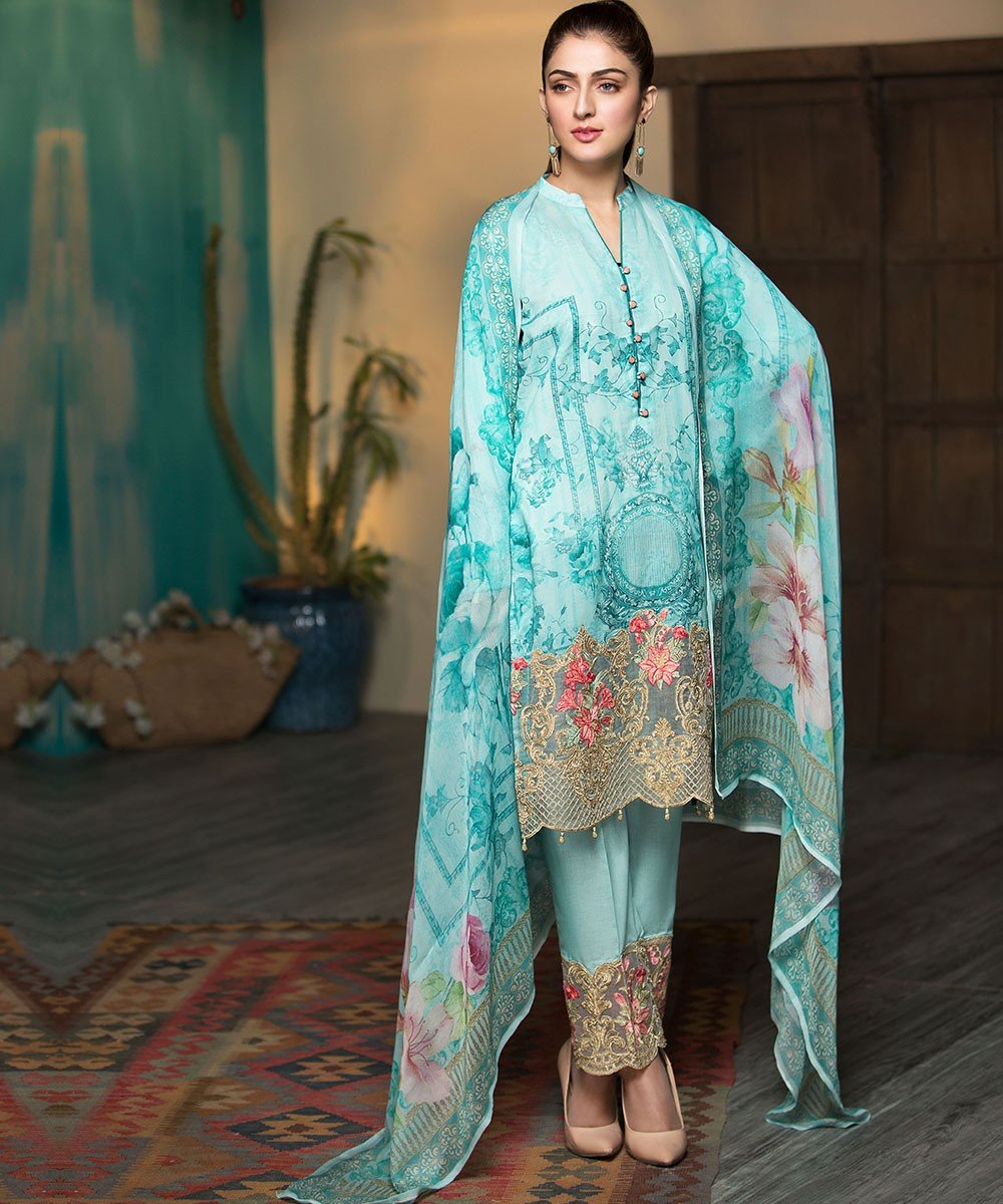 Arena by Mohagni Summer Lawn 2019 suit AR-12
