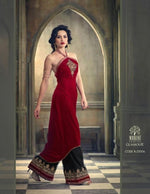 Mohini Glamour Red suit 23006