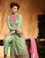 Mohini Glamour Mint Green suit 20004