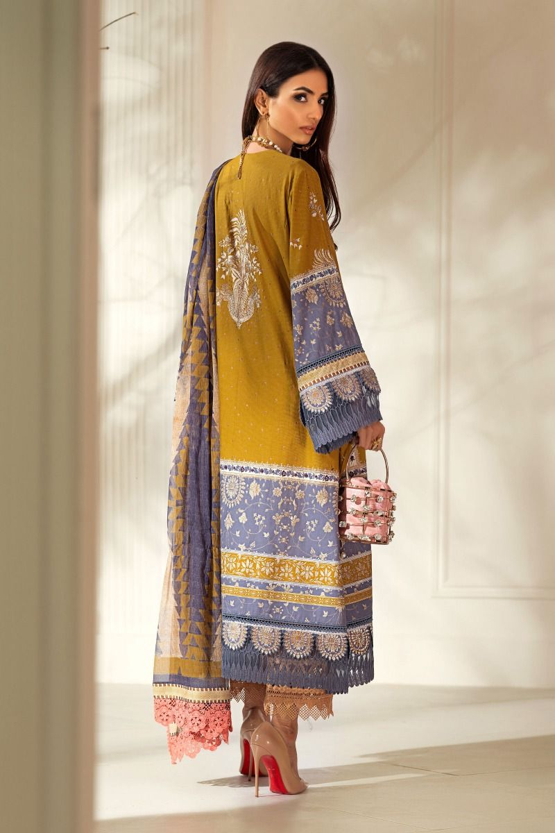 Sana Safinaz Winter Muzlin suit M203-002B
