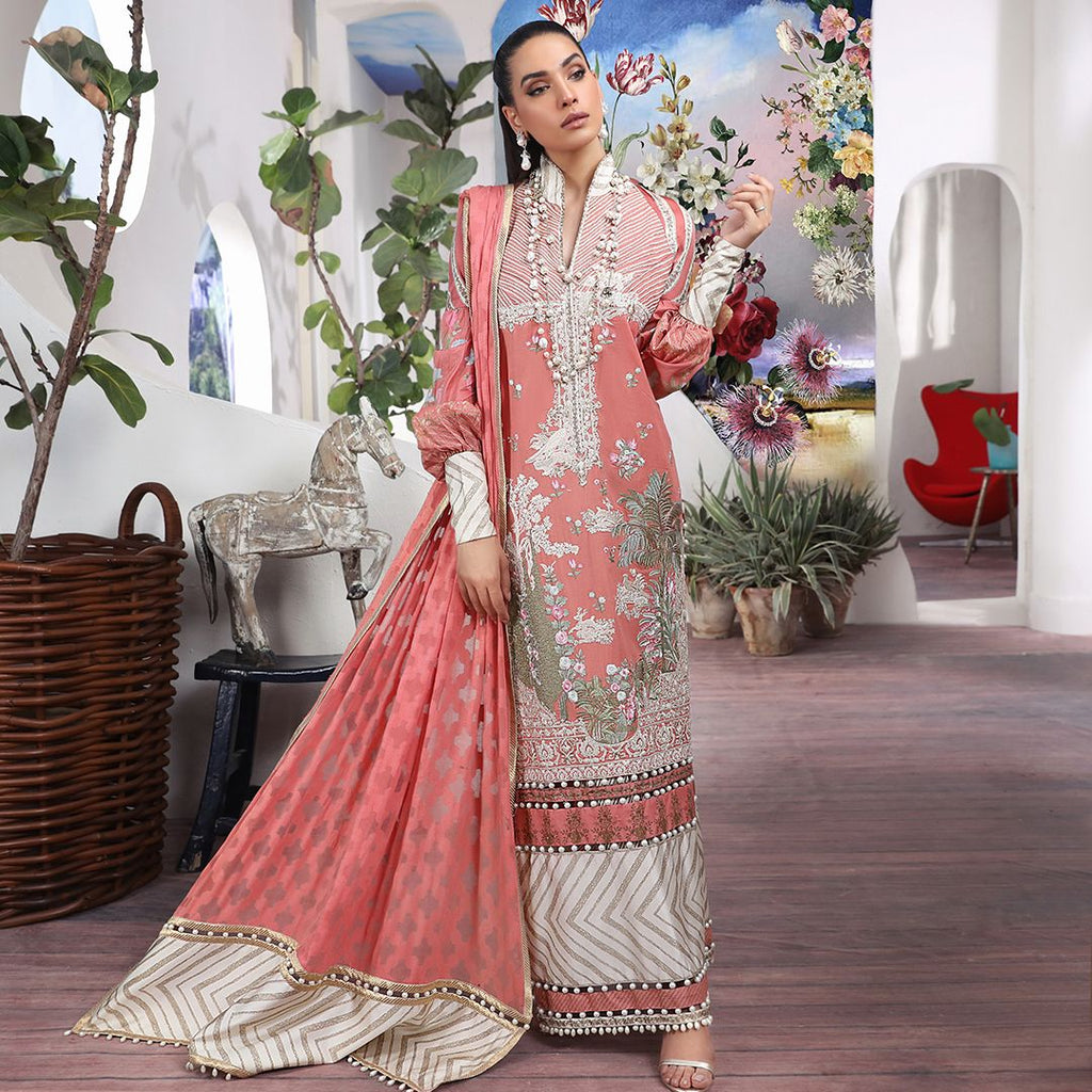 Sana Safinaz Muzlin Luxury 2019 suit - 01B