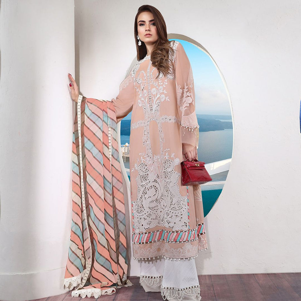 Sana Safinaz Muzlin Luxury 2019 suit - 06A