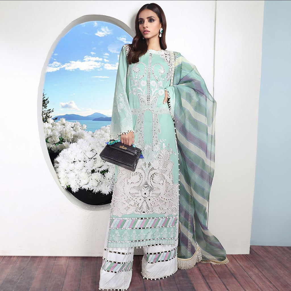 Sana Safinaz Muzlin Luxury 2019 suit - 06B