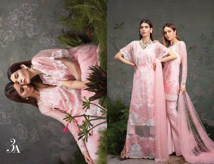 Sana Safinaz Luxury Eid Suit 03A