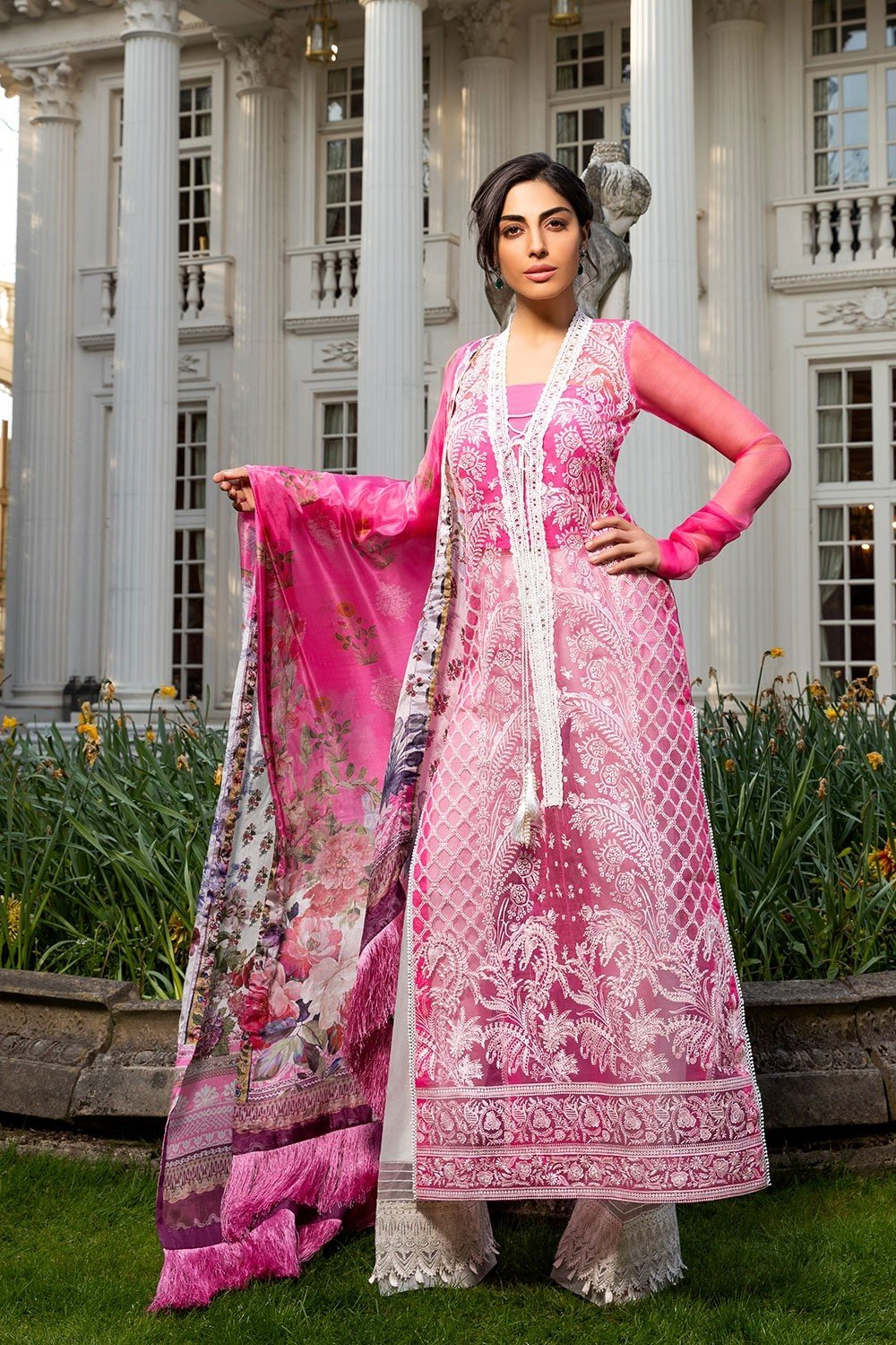 Sobia Nazir Eid Collection suit 3A