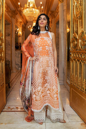 Sobia Nazir Eid Collection suit 3B