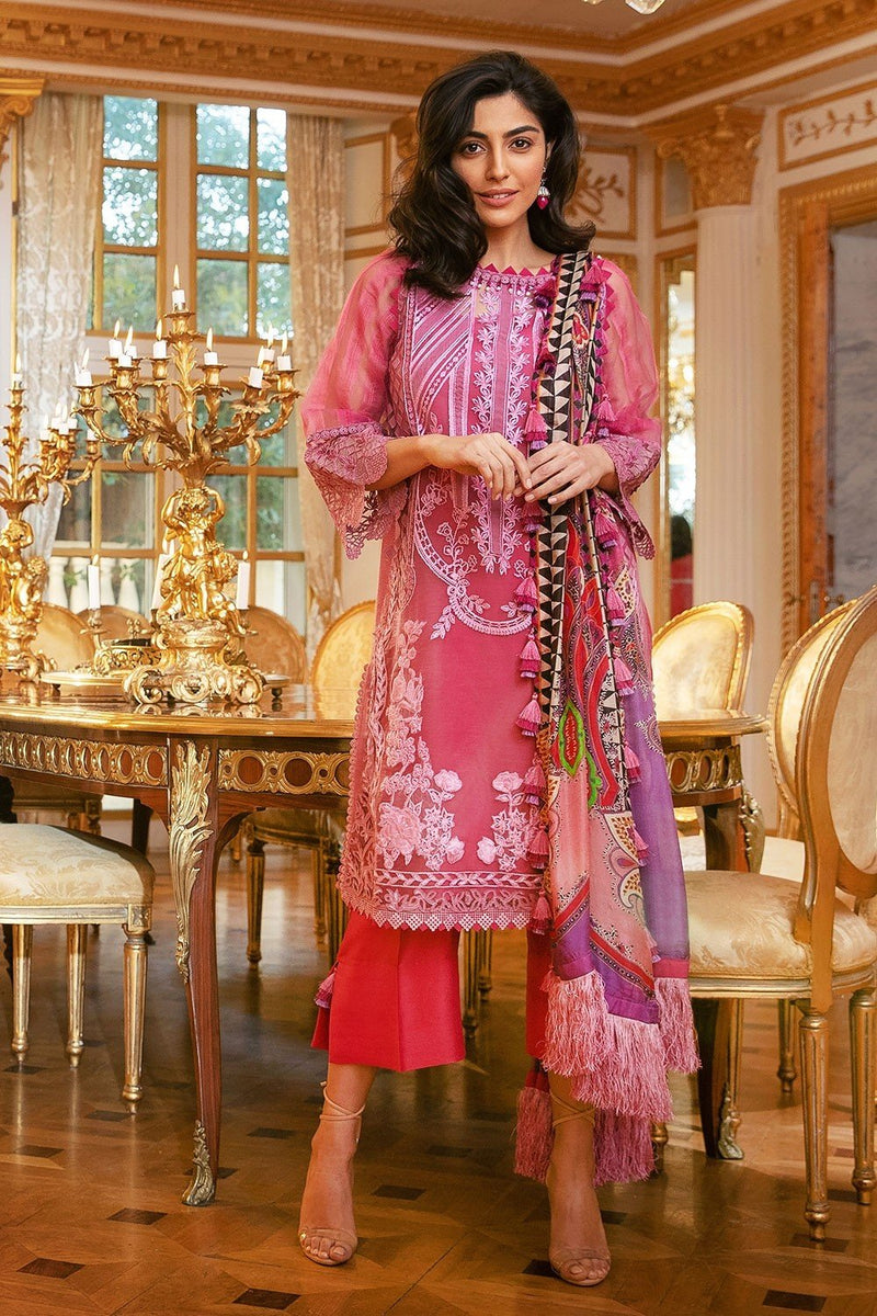 Sobia Nazir Eid Collection 2019 suit 7A