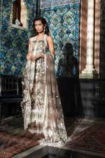 Sobia Nazir Festive Collection 2019 design 7B - Embroidered Party Wear