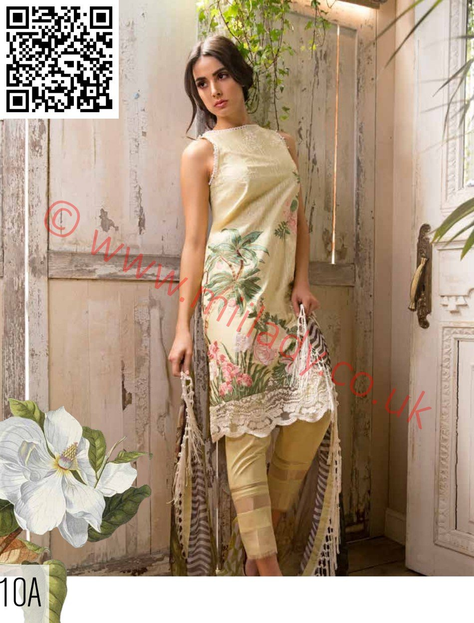 3343856399 Sobia Nazir Lawn suit 10A – Miilady