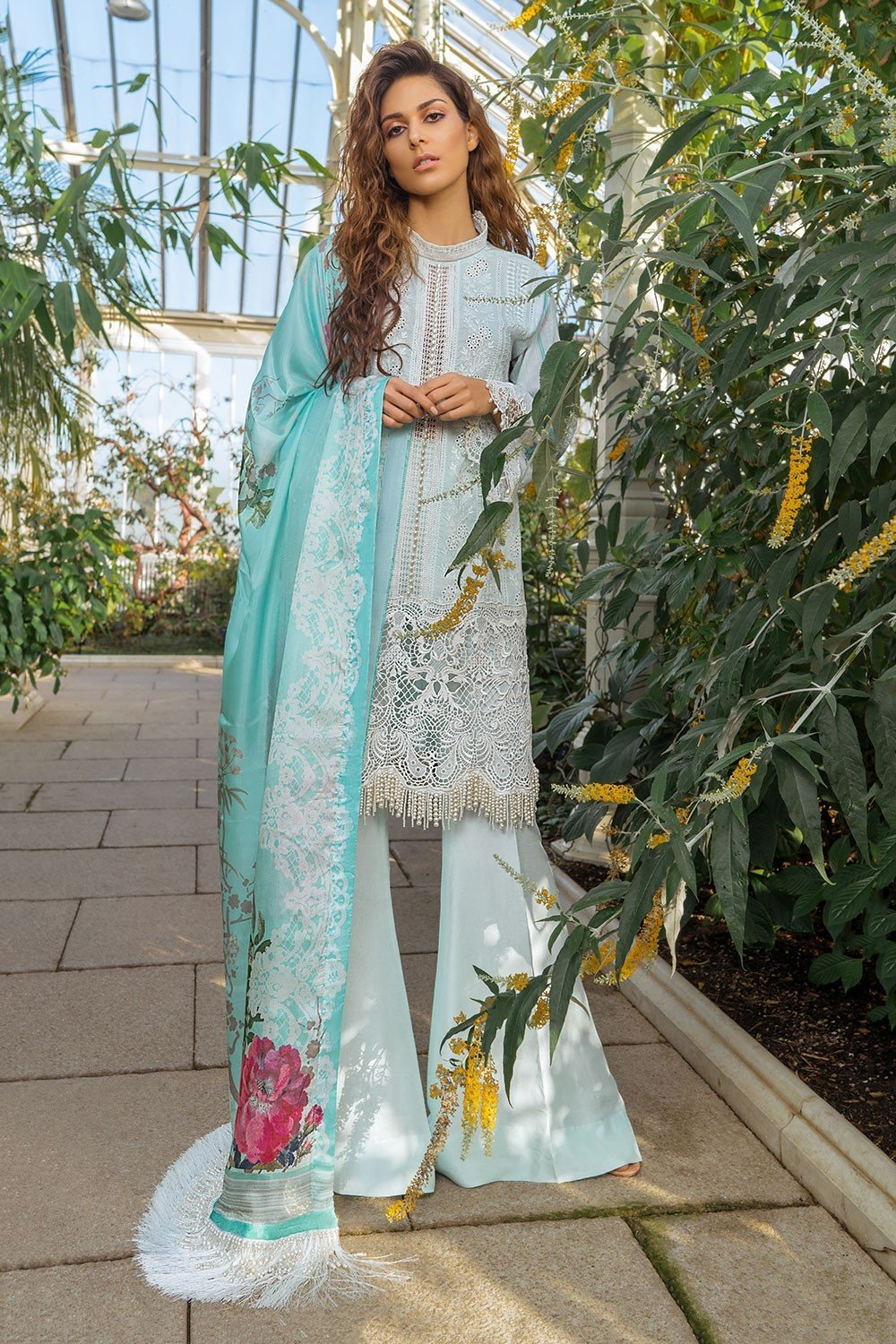 31f6476951 Sobia Nazir Luxury Lawn suit D-10A – Miilady