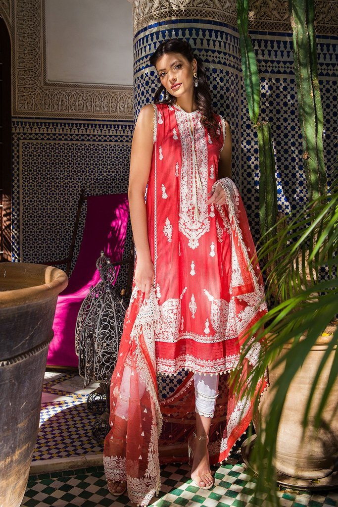 Sobia Nazir Luxury Lawn Collection 2020 suit L20-11A