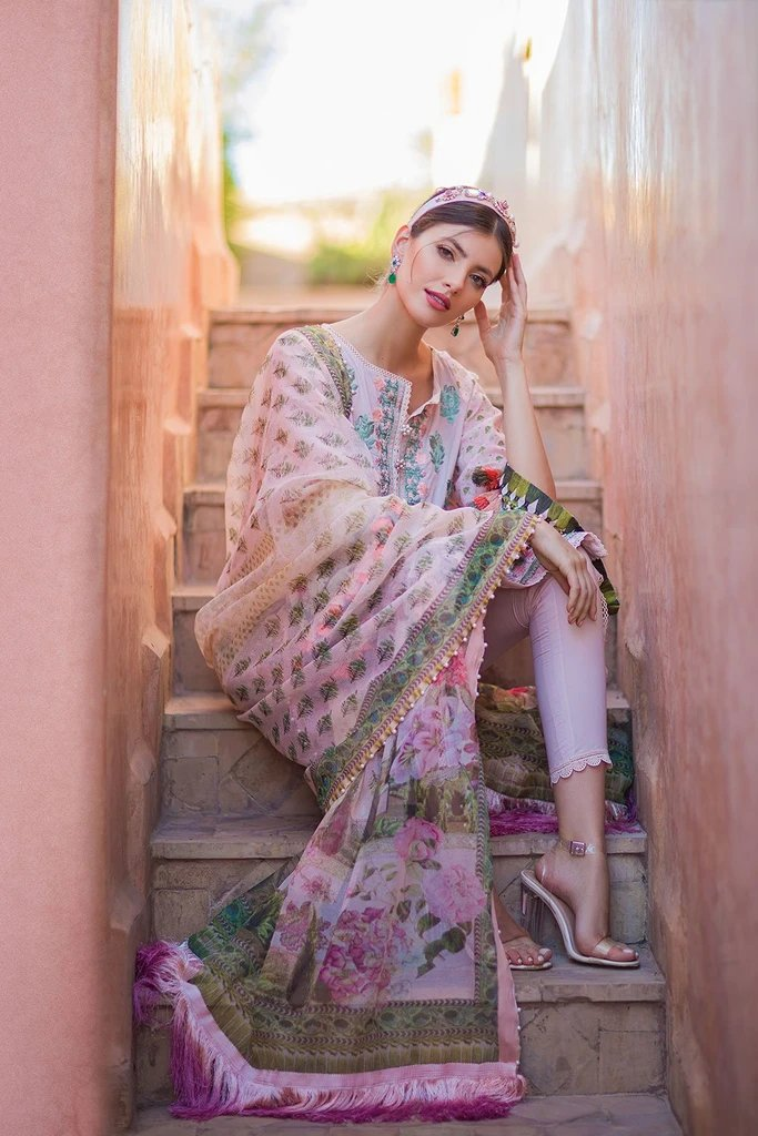 Sobia Nazir Luxury 2020 suit L20-3A