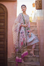 Sobia Nazir Luxury Lawn Collection 2020 suit L20-3A