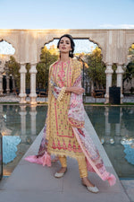 Sobia Nazir Vital Lawn Collection 2020 suit VT20-1A