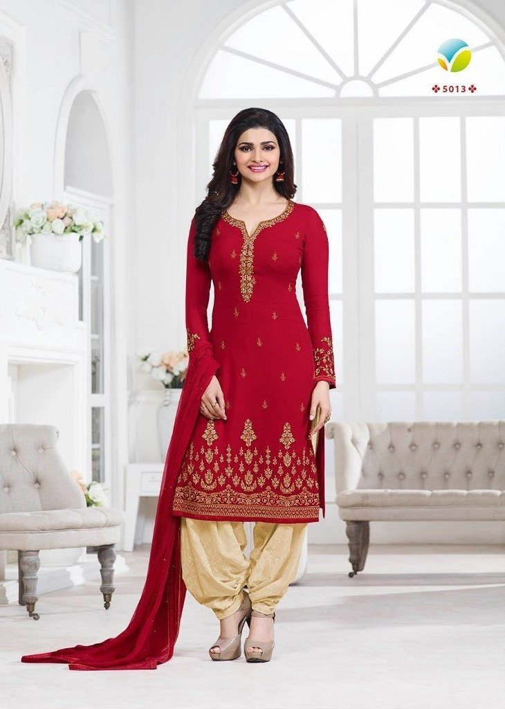 Vinay Kaseesh Prachi suit 5013