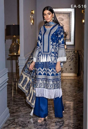 Eshaisha Luxury Vol-2 2019 suit EA-516