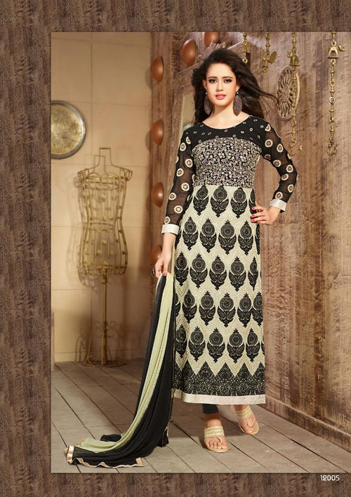 London Dreams Chiffon Vol-12 suit 12005