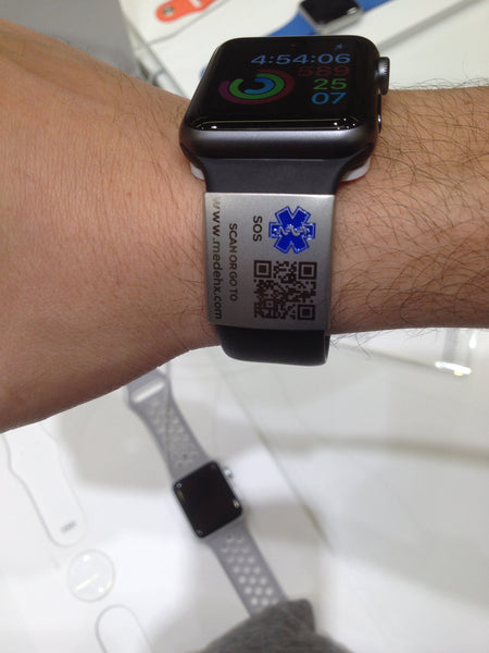 Chapa Apple Watch®