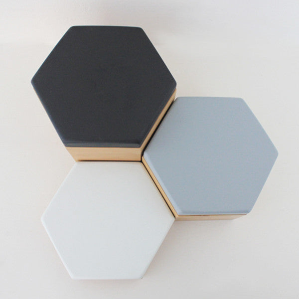 Hex Boxes - Colour Sets