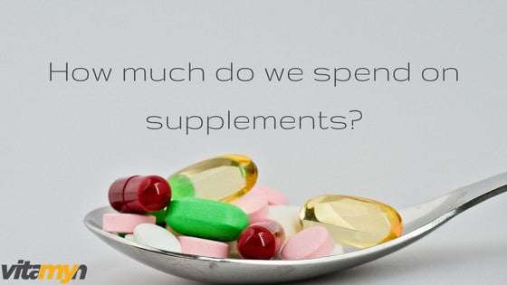 Do we really spend more on Supplements than Painkillers?