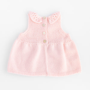 tenderblue knitted baby dress