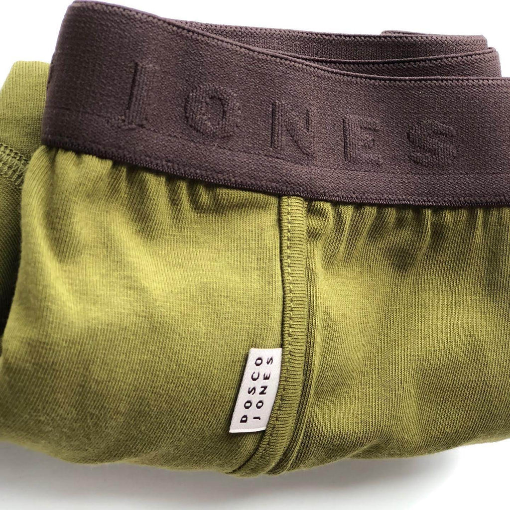 Dosco Jones Moss Boxer Shorts