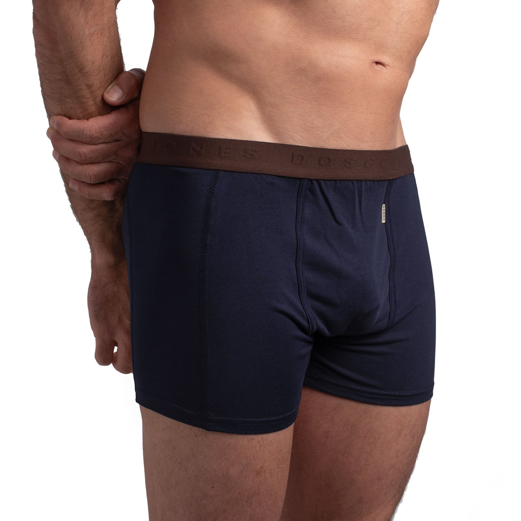 Dosco Jones Midnight Blue Boxer Shorts