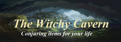 New Age Store - The Witchy Cavern
