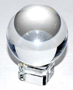 50mm Clear crystal ball