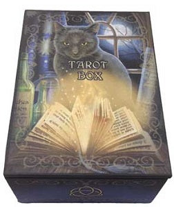 5 12 x 4 Bewitched tarot box