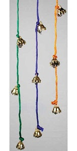 Celestial Bell(12) String Assorted Colors